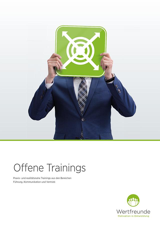 Das Trainings-Portfolio der Wertfreunde GmbH zum Download